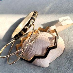 ❤️5 for $15 3 Good Tone Fashion Bracelets